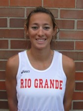 Rio's Cassie Mattia finished 11th overall at the Wilmington Fall Classic